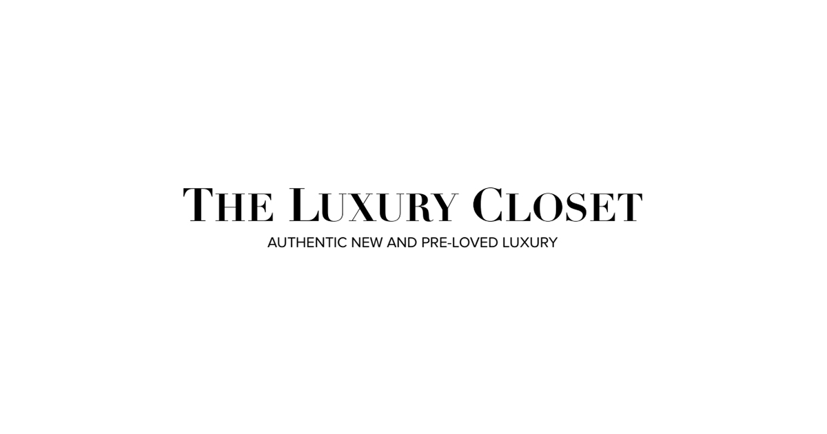 Up To 70% Off Original Prices at The Luxury Closet