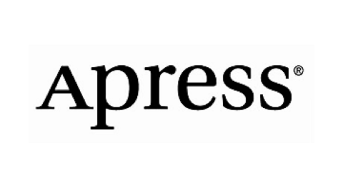 Apress OFFER: Save 10% Off Using Code