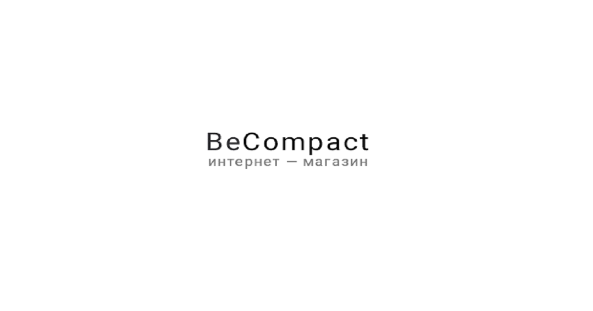 Club discounts up to 30% for everything at BeCompact