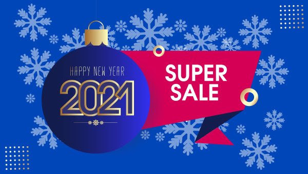 New Year Sale All Hosting Packages On eUKhost
