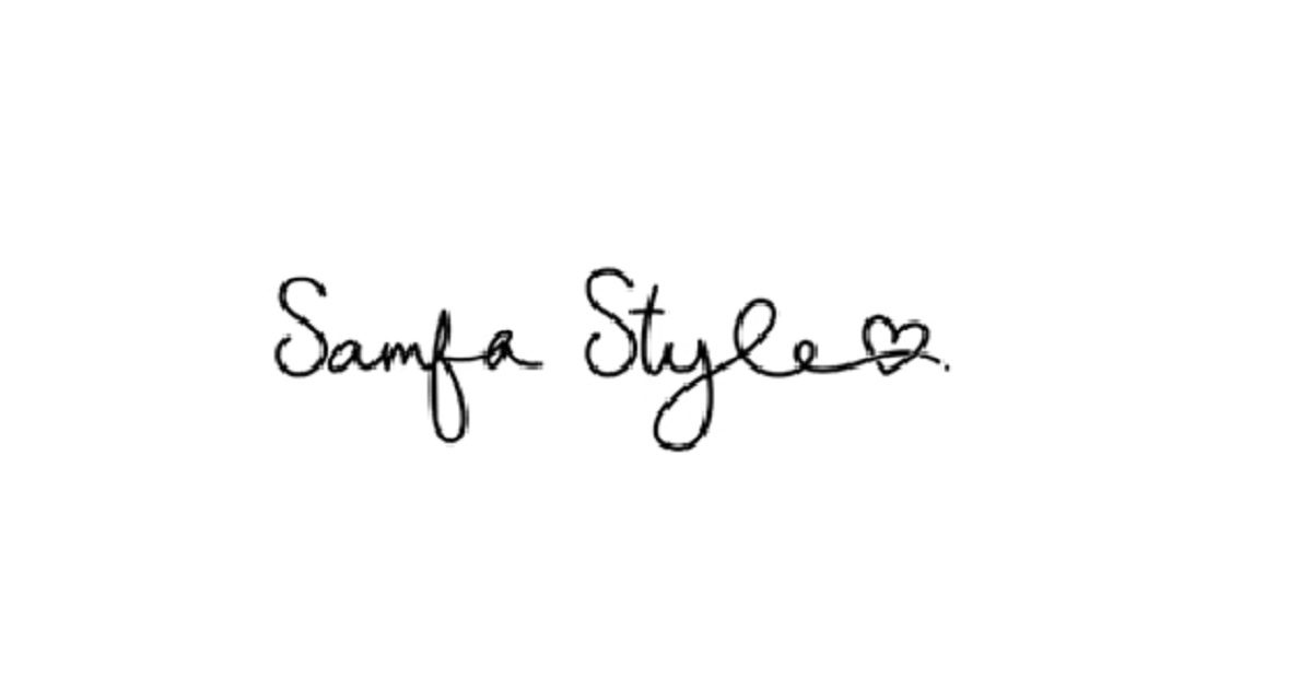 Get $15 OFF When You Spend $100 at Samfa Style