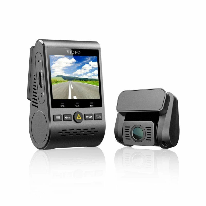 Viofo A129-DG Duo Dual Channel 5GHz Wi-Fi Full HD Car Dash